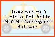 Transportes Y Turismo Del Valle S.A.S. Cartagena Bolívar