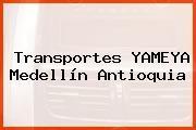 Transportes YAMEYA Medellín Antioquia