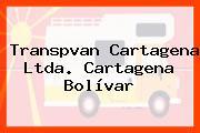 Transpvan Cartagena Ltda. Cartagena Bolívar