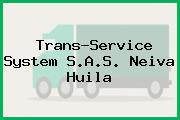 Trans-Service System S.A.S. Neiva Huila