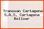 Transvan Cartagena S.A.S. Cartagena Bolívar