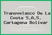 Transvelasco De La Costa S.A.S. Cartagena Bolívar