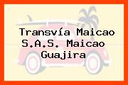 Transvía Maicao S.A.S. Maicao Guajira