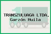 TRANSZULUAGA LTDA. Garzón Huila