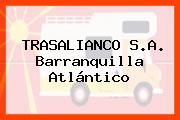 TRASALIANCO S.A. Barranquilla Atlántico