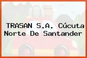 TRASAN S.A. Cúcuta Norte De Santander