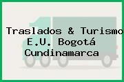 Traslados & Turismo E.U. Bogotá Cundinamarca