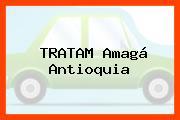 TRATAM Amagá Antioquia