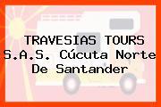 TRAVESIAS TOURS S.A.S. Cúcuta Norte De Santander