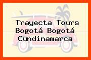Trayecta Tours Bogotá Bogotá Cundinamarca
