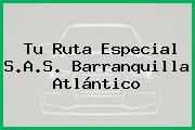 Tu Ruta Especial S.A.S. Barranquilla Atlántico