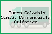 Tures Colombia S.A.S. Barranquilla Atlántico