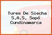 Tures De Siecha S.A.S. Sopó Cundinamarca