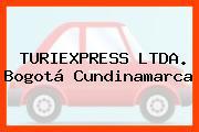 TURIEXPRESS LTDA. Bogotá Cundinamarca