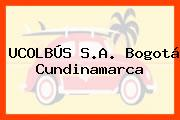 UCOLBÚS S.A. Bogotá Cundinamarca