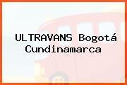 ULTRAVANS Bogotá Cundinamarca