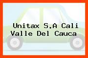 Unitax S.A Cali Valle Del Cauca