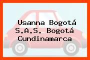 Usanna Bogotá S.A.S. Bogotá Cundinamarca