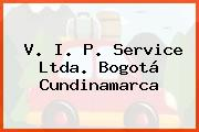 V. I. P. Service Ltda. Bogotá Cundinamarca