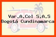 Var.A.Col S.A.S Bogotá Cundinamarca