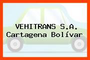VEHITRANS S.A. Cartagena Bolívar