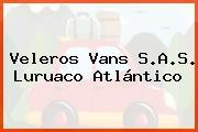 Veleros Vans S.A.S. Luruaco Atlántico