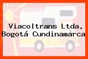 Viacoltrans Ltda. Bogotá Cundinamarca