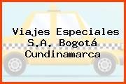Viajes Especiales S.A. Bogotá Cundinamarca