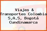 Viajes & Transportes Colombia S.A.S. Bogotá Cundinamarca
