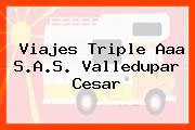 Viajes Triple Aaa S.A.S. Valledupar Cesar