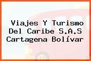Viajes Y Turismo Del Caribe S.A.S Cartagena Bolívar