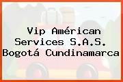 Vip Américan Services S.A.S. Bogotá Cundinamarca