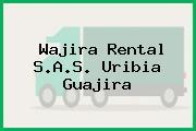 Wajira Rental S.A.S. Uribia Guajira
