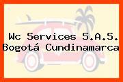 Wc Services S.A.S. Bogotá Cundinamarca