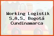 Working Logistik S.A.S. Bogotá Cundinamarca