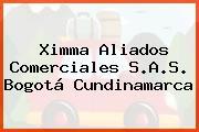 Ximma Aliados Comerciales S.A.S. Bogotá Cundinamarca