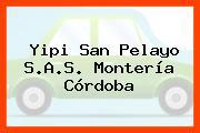 Yipi San Pelayo S.A.S. Montería Córdoba