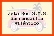 Zeta Bus S.A.S. Barranquilla Atlántico