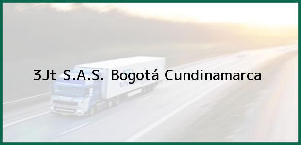 Teléfono, Dirección y otros datos de contacto para 3Jt S.A.S., Bogotá, Cundinamarca, Colombia