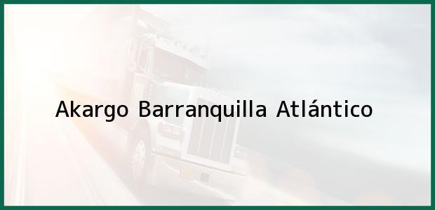 Teléfono, Dirección y otros datos de contacto para Akargo, Barranquilla, Atlántico, Colombia