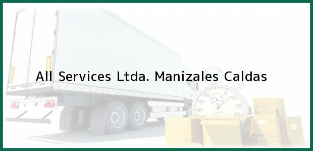 Teléfono, Dirección y otros datos de contacto para All Services Ltda., Manizales, Caldas, Colombia