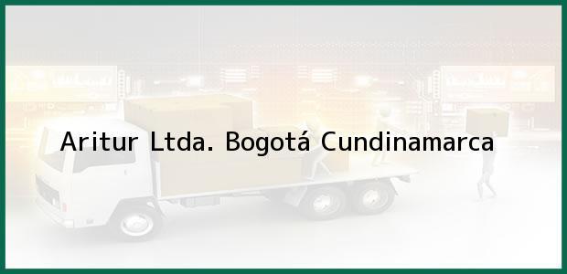 Teléfono, Dirección y otros datos de contacto para Aritur Ltda., Bogotá, Cundinamarca, Colombia