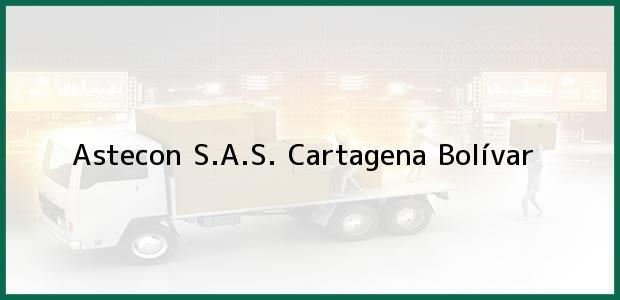 Teléfono, Dirección y otros datos de contacto para Astecon S.A.S., Cartagena, Bolívar, Colombia