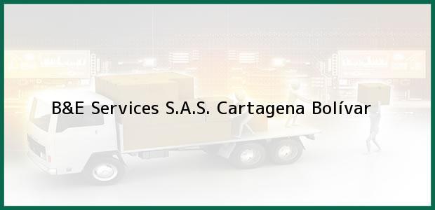 Teléfono, Dirección y otros datos de contacto para B&E Services S.A.S., Cartagena, Bolívar, Colombia