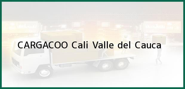 Teléfono, Dirección y otros datos de contacto para CARGACOO, Cali, Valle del Cauca, Colombia