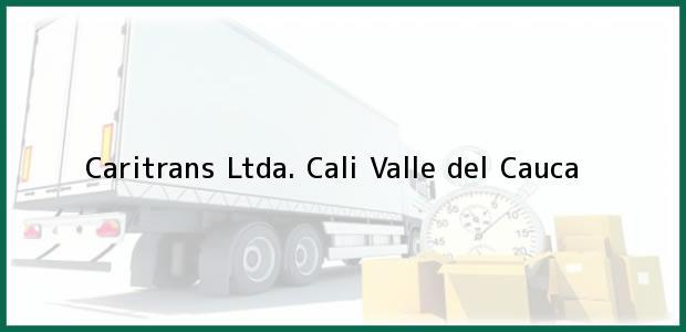 Teléfono, Dirección y otros datos de contacto para Caritrans Ltda., Cali, Valle del Cauca, Colombia