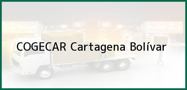 Teléfono, Dirección y otros datos de contacto para COGECAR, Cartagena, Bolívar, Colombia