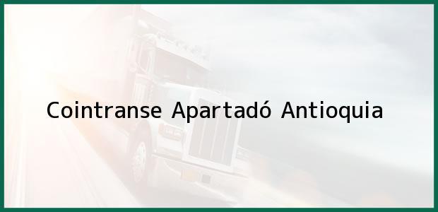 Teléfono, Dirección y otros datos de contacto para Cointranse, Apartadó, Antioquia, Colombia