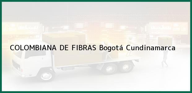 Teléfono, Dirección y otros datos de contacto para COLOMBIANA DE FIBRAS, Bogotá, Cundinamarca, Colombia