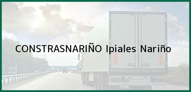 Teléfono, Dirección y otros datos de contacto para CONSTRASNARIÑO, Ipiales, Nariño, Colombia